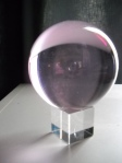 Same Crystal Ball in Cool ColorsCopyright G G Collins