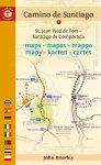 Book Camino Maps Bierley