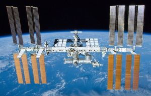 Space Station, NASA Wikipedia Commons