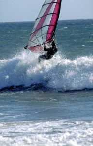 Windsurfing Adventure Public Domain