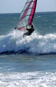 Windsurfing Adventure Public Domain