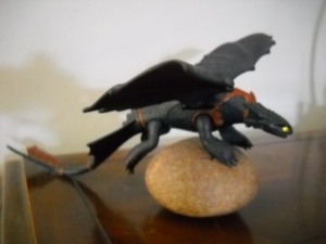 My Dragon Action Figure Copyright G G Collins