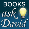 AskDavid.com is all about books.