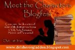 Badge Meet the Characters Blogfest