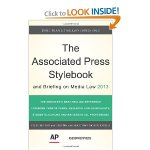 Book AP Stylebook
