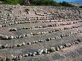 Stone Labyrinth in Sweden Wikipedia Commons