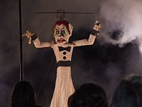Zozobra at his Moment of Clarity