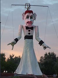 Zozobra Wikimedia Commons