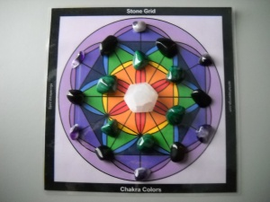 Crystal Protection Grid (Copyright G G Collins)