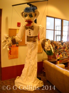 Every Year We Burn Zozobra Copyright G G Collins