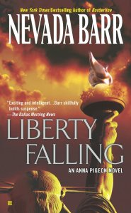 Liberty Falling by Nevada Barr Berkley, Penguin Group