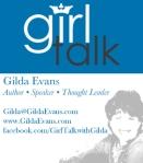 Gilda Evans, Author & Speaker