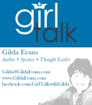 Gilda Evans, Author & Speaker