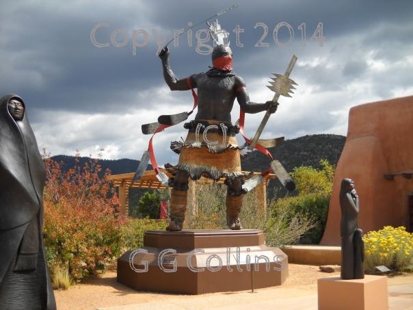 Museum Hill Mountain Spirit Dancer