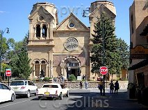 St. Francis Cathedral Copyright G G Collins