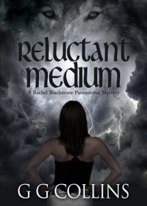 Cover Reveal for Reluctant Medium