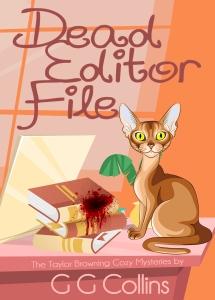 Book Cover Dead Editor File